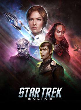 Star Trek Online Key Art