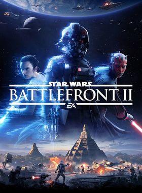 Star Wars Battlefront 2 Key Art