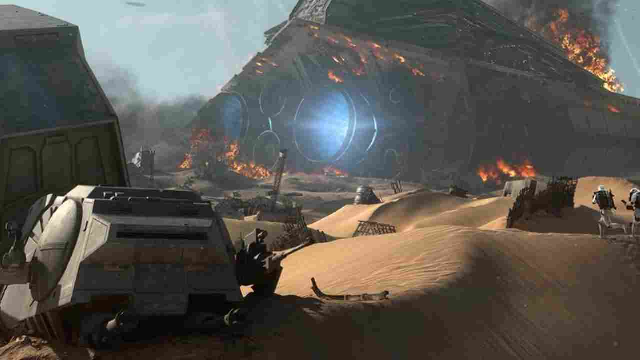 Star Wars: Battlefront - Season Pass Background Image