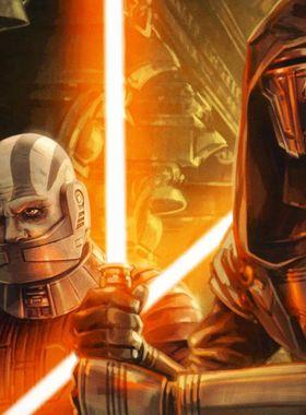 Star Wars - Knights of the Old Republic Key Art