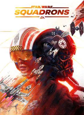 Star Wars: Squadrons Key Art