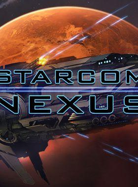 Starcom: Nexus Key Art