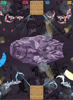 Stardust Vanguards Key Art