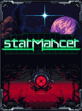 Starmancer Key Art