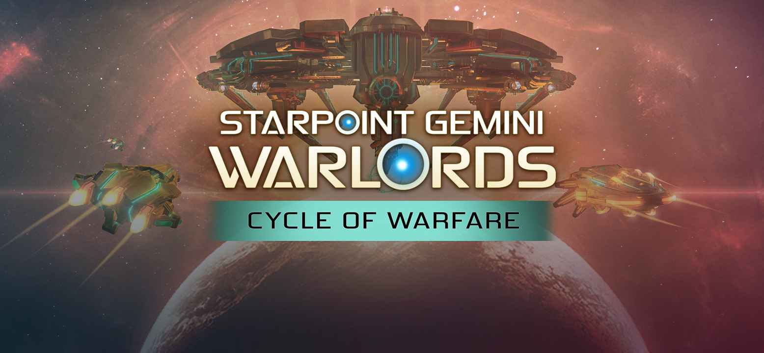 Starpoint Gemini Warlords: Cycle of Warfare Background Image