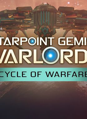 Starpoint Gemini Warlords: Cycle of Warfare Key Art