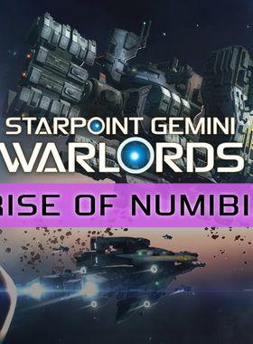 Starpoint Gemini Warlords: Rise of Numibia Key Art