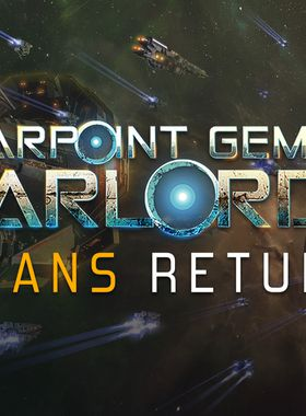 Starpoint Gemini Warlords: Titans Return Key Art