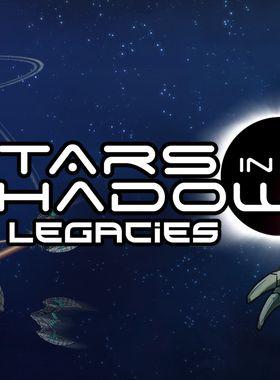 Stars in Shadow: Legacies Key Art