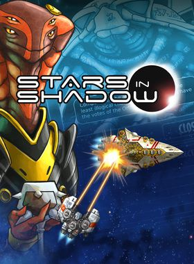 Stars in Shadow Key Art