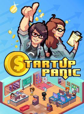 Startup Panic Key Art