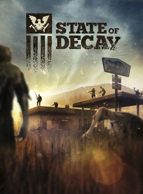 State of Decay Key Art