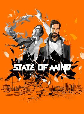 State of Mind Key Art