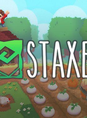 Staxel Key Art