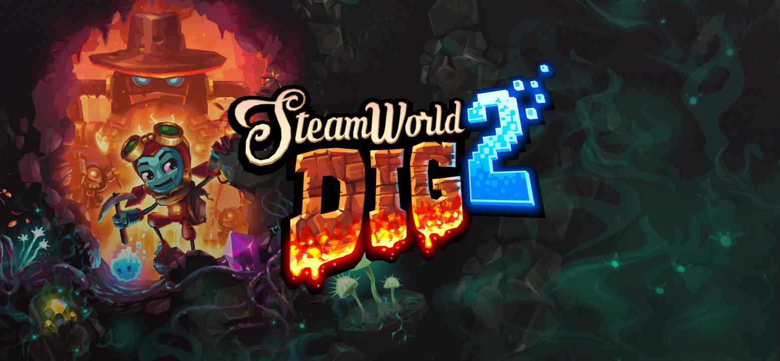 SteamWorld Dig 2 Background Image