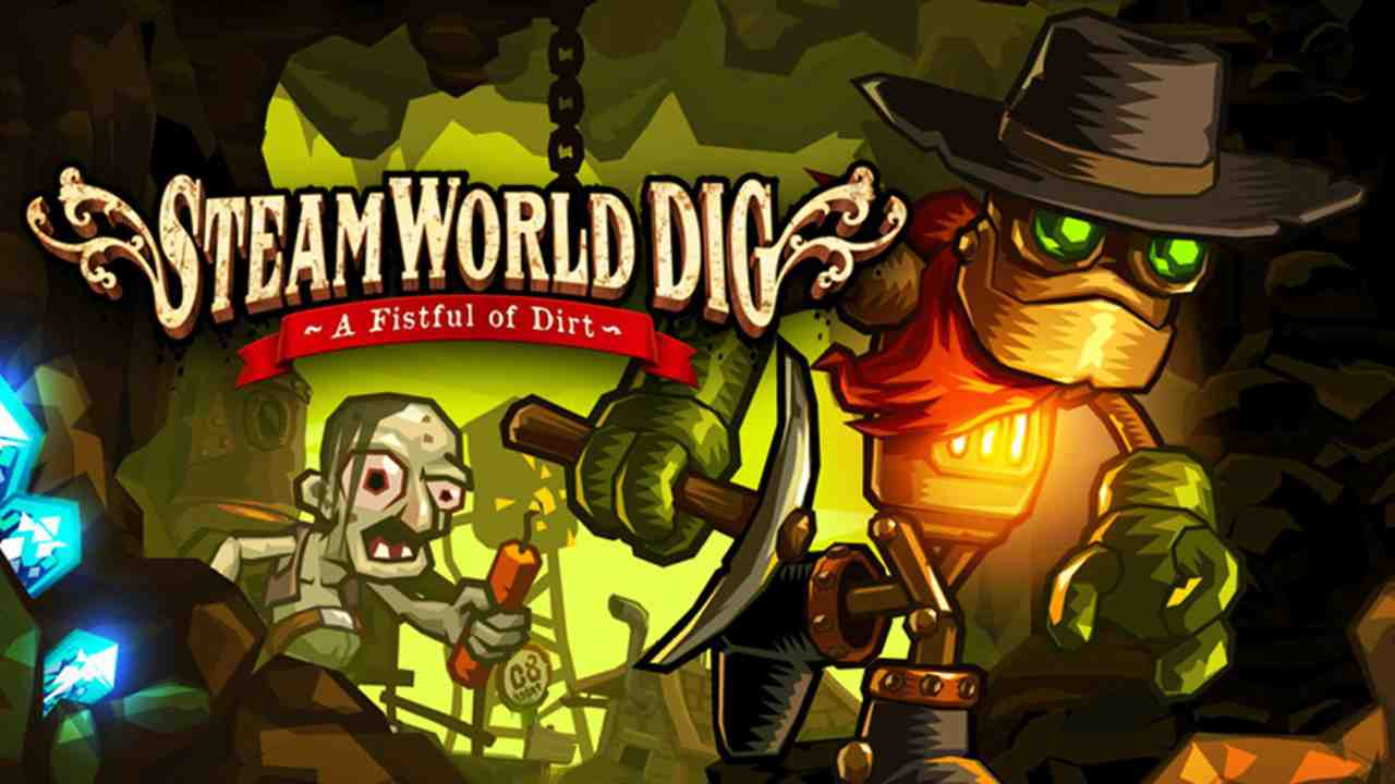 SteamWorld Dig Thumbnail