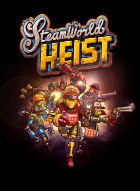 SteamWorld Heist Key Art