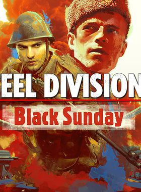 Steel Division 2 - Black Sunday Key Art