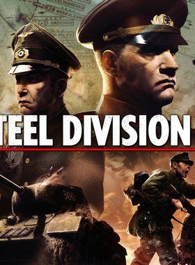Steel Division 2 - Nemesis #3 - Battle of Rimini Key Art