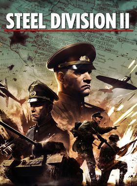 Steel Division 2 Key Art