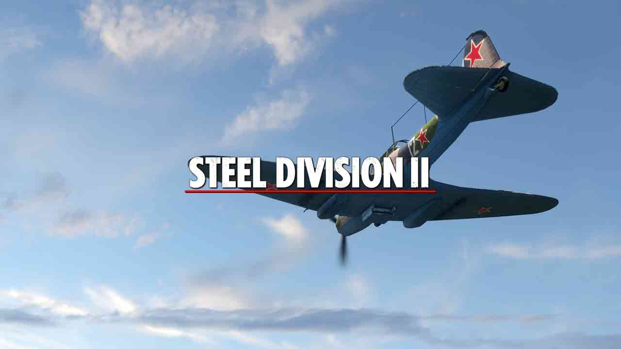 Steel Division 2 Background Image