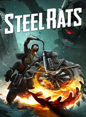 Steel Rats Key Art