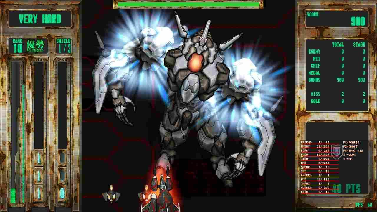Steel Vampire Background Image