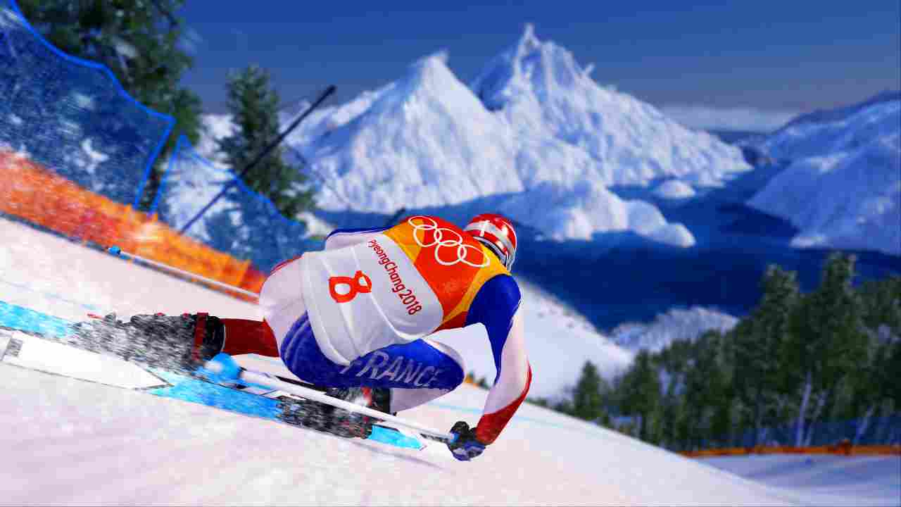 Steep: Road to the Olympics Background Image