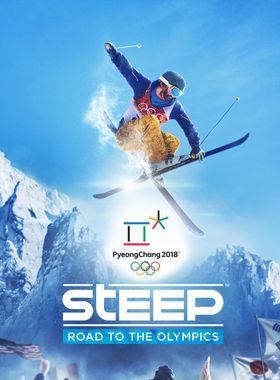 Steep: Road to the Olympics Key Art