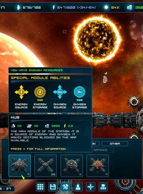 StellarHub Key Art