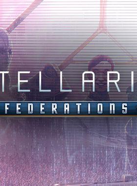 Stellaris: Federations Key Art