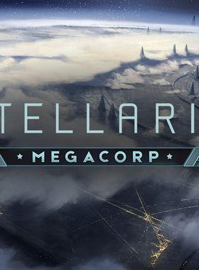Stellaris: MegaCorp Key Art