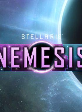 Stellaris: Nemesis Key Art