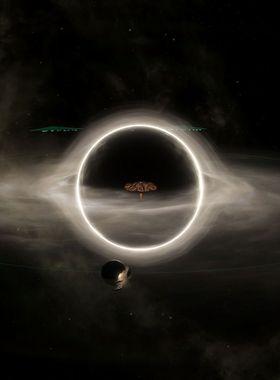 Stellaris: Utopia Key Art