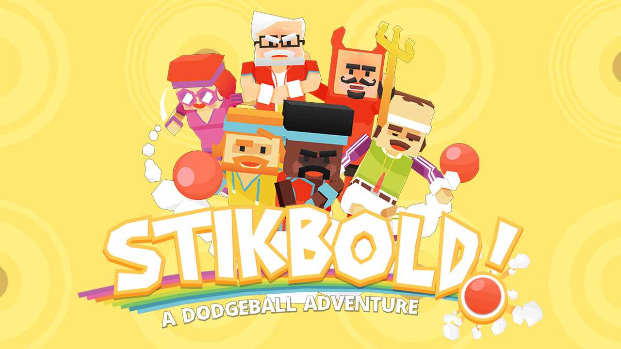 Stikbold! A Dodgeball Adventure Thumbnail