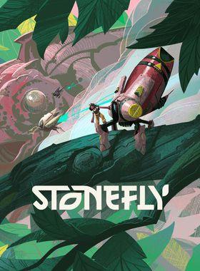 Stonefly Key Art