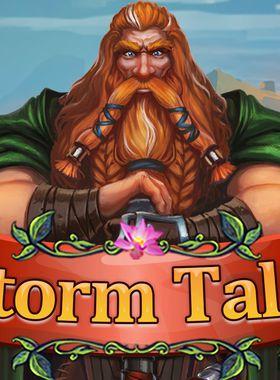 Storm Tale Key Art