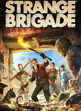 Strange Brigade Key Art