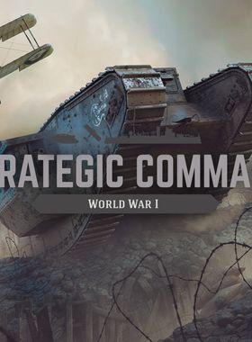Strategic Command: World War 1 Key Art