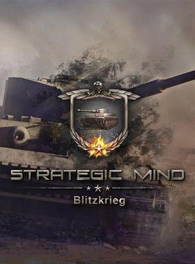 Strategic Mind: Blitzkrieg Key Art