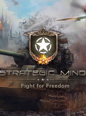 Strategic Mind: Fight for Freedom Key Art