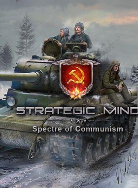 Strategic Mind: Spectre of Communism Key Art