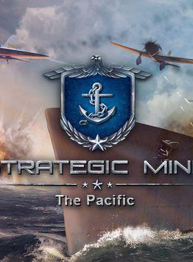 Strategic Mind: The Pacific Key Art