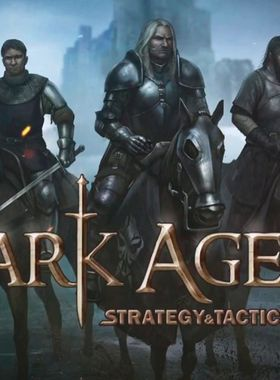 Strategy & Tactics: Dark Ages Key Art
