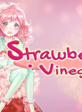 Strawberry Vinegar Key Art