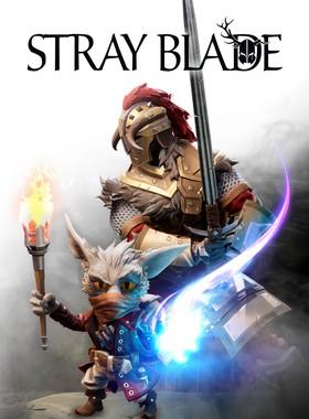 Stray Blade Key Art
