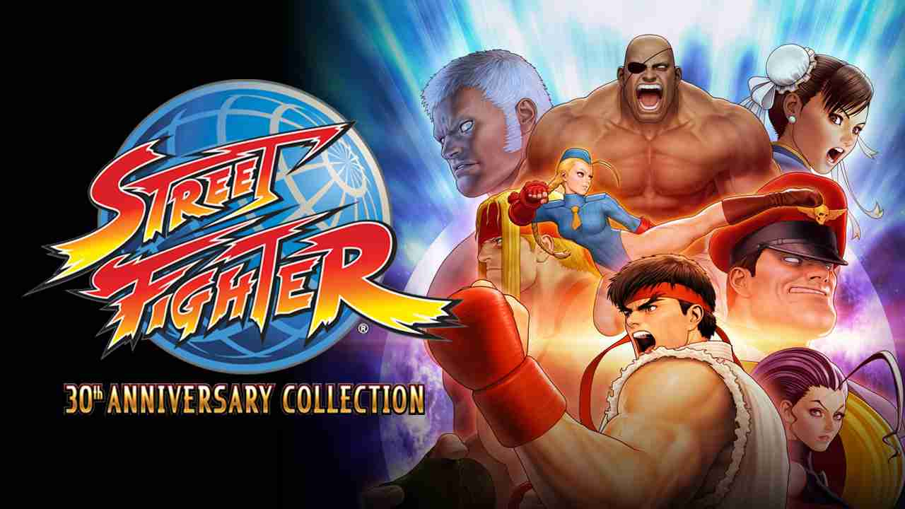 Street Fighter 30th Anniversary Collection Thumbnail
