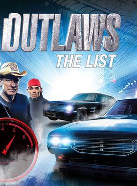 Street Outlaws: The List Key Art