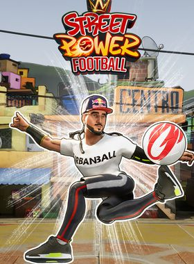 Street Power Football Key Art