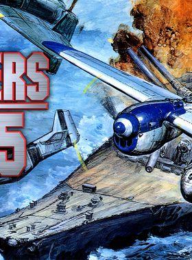 Strikers 1945 Key Art